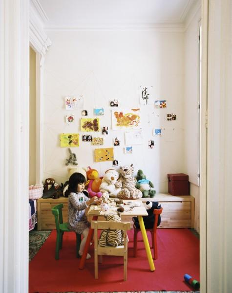 Casa Ali Bei, Barcelona, photographed Dwell Magazine