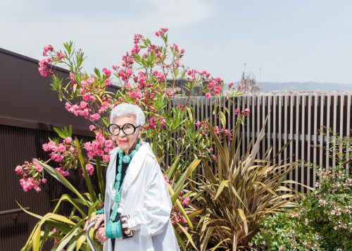 Iris Apfel, The Guardian Magazine