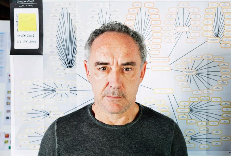 Ferran Adrià, Observer