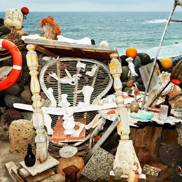 Strandgut, Flotsam, personal project