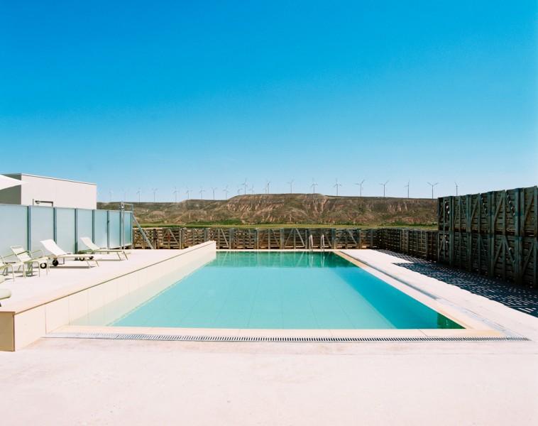 Hotel Aire de Bardenas, Das Magazin