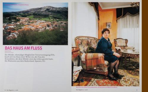 ETA terror victim, Das Magazin