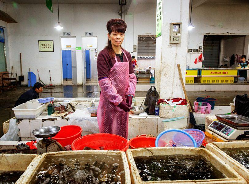 China, wine, truffle, market and caviar.