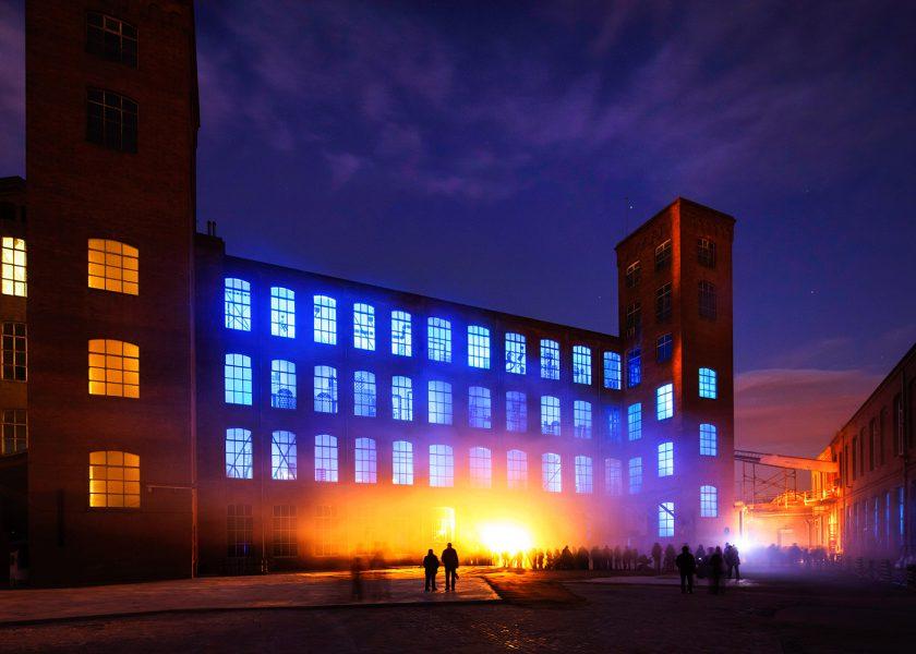 Fábricas de Creación, Barcelona