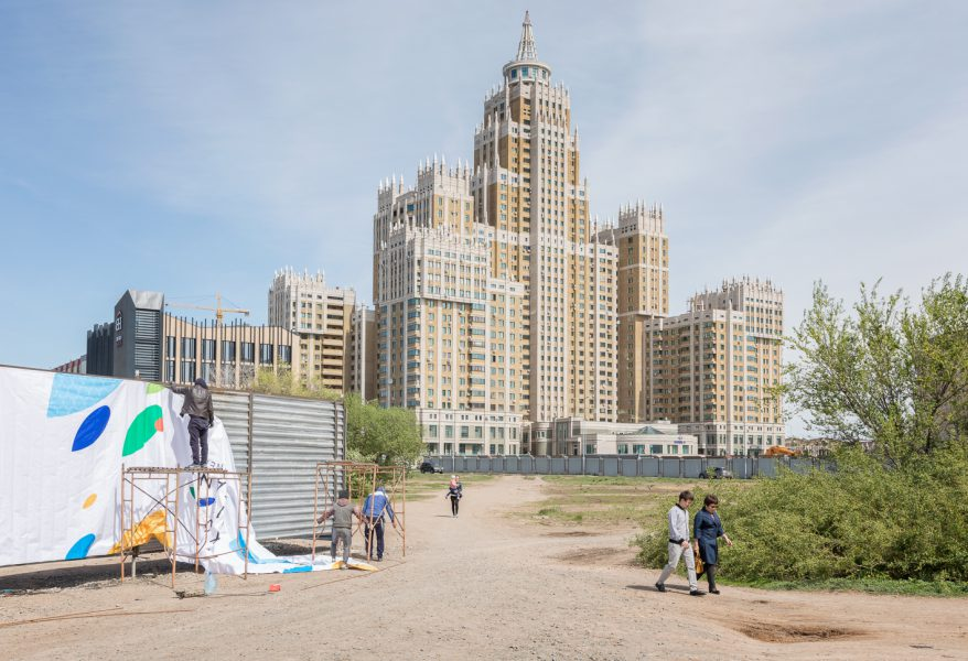Astana, the youngest capital in the world