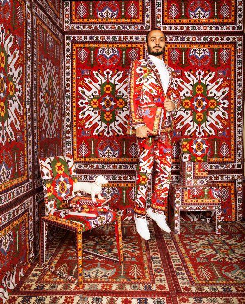 Baku, Fairmont Magazine