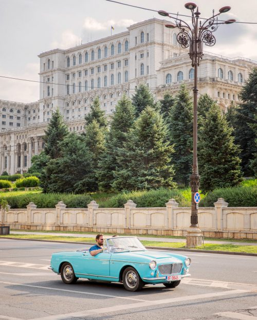 Bucharest, Enroute Magazine