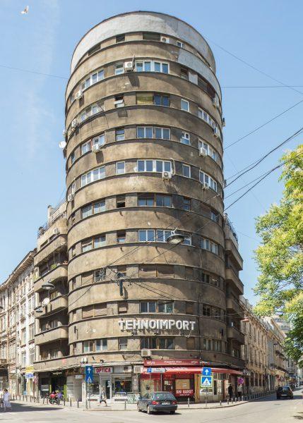 Bucharest, Enroute Magazine