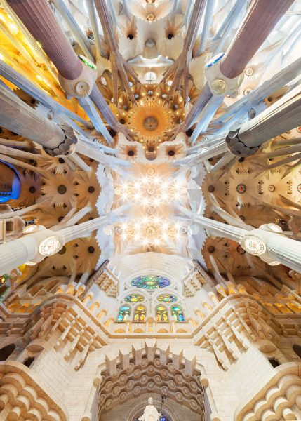 Sagrada Familia, Art Magazine