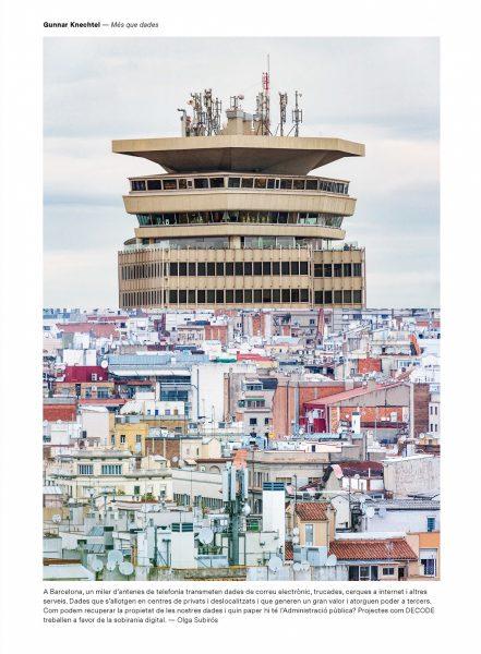 Metropolis Magazine, Barcelona City Council - Gunnar Knechtel