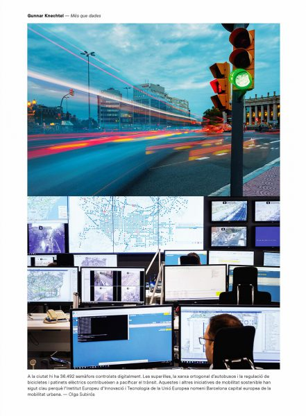 Metropolis Magazine, Barcelona City Council