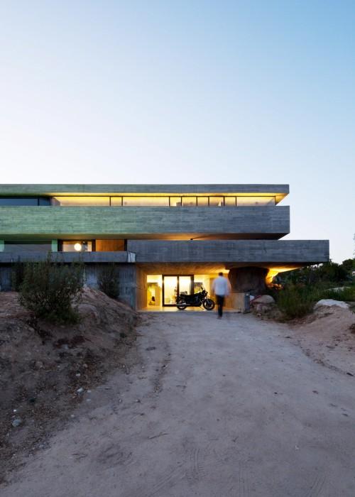 Casa Carnicero, Haeuser