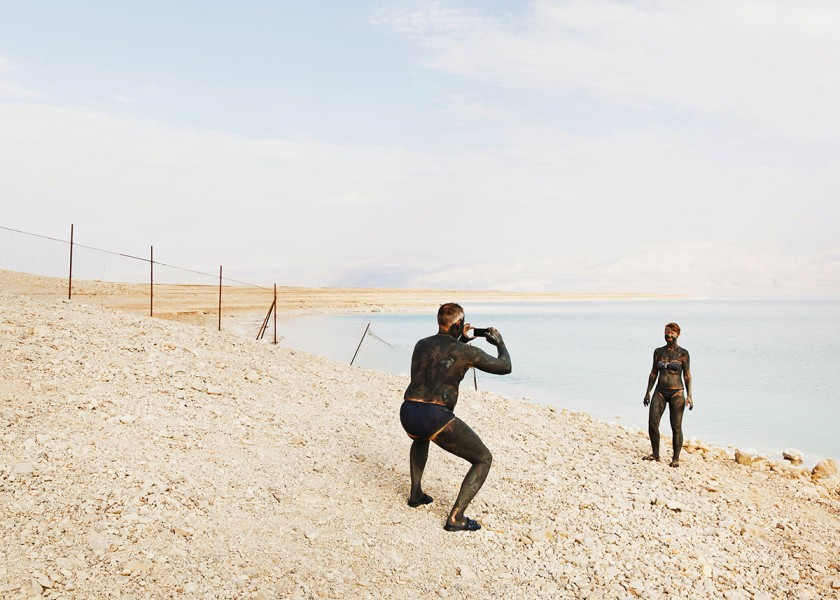 Personal project, dead sea experience.