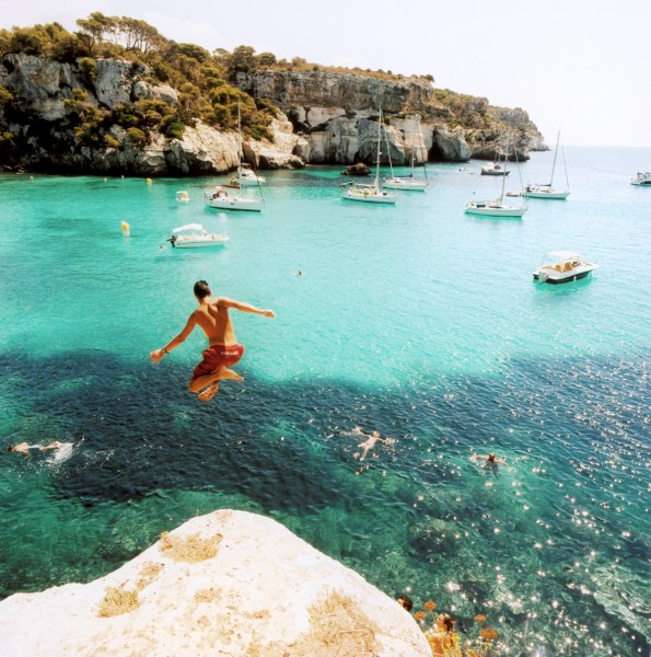 Menorca, Stern