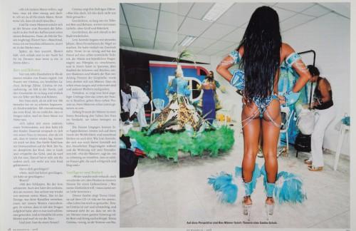 Women in Rio, das Magazin