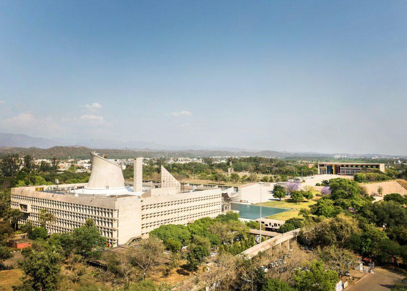 Chandigarh, the concrete jungle