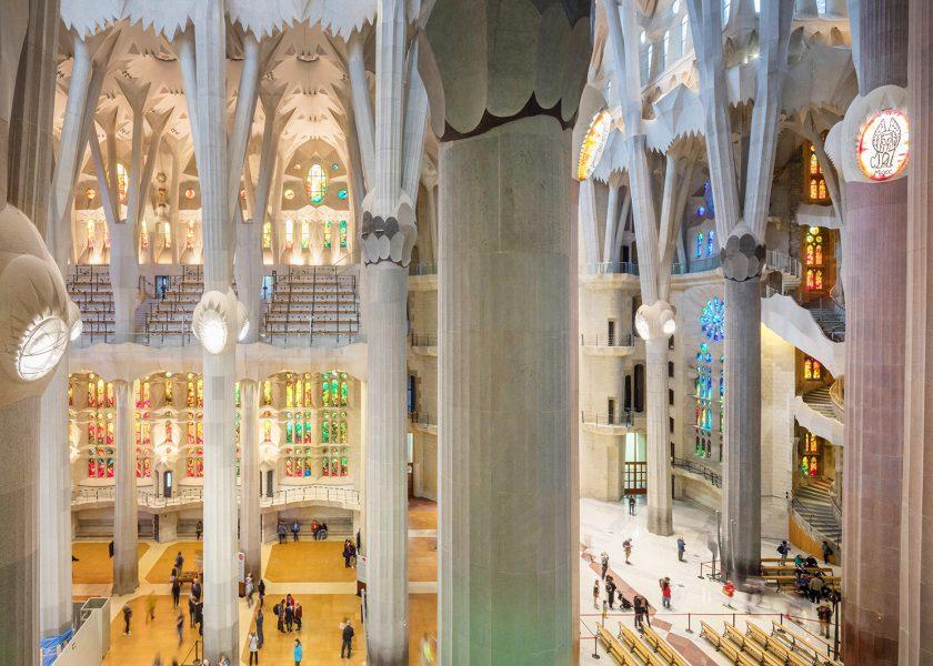 Sagrada Familia, Art Magazine