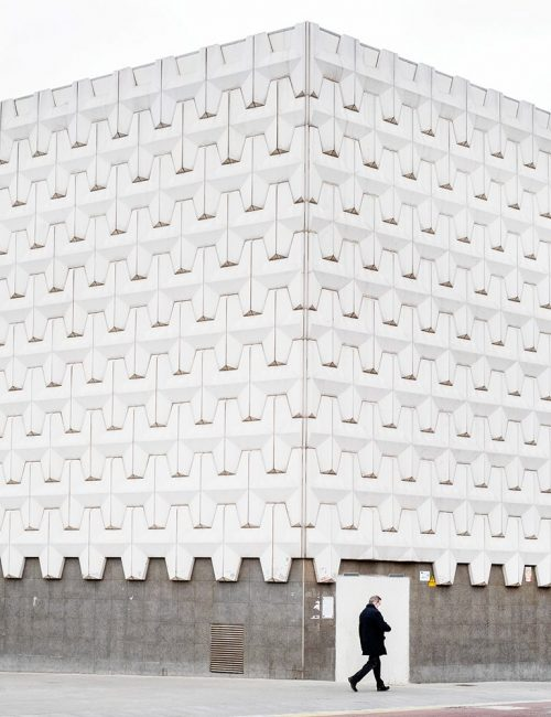 Barcelonas unexpected Architecture